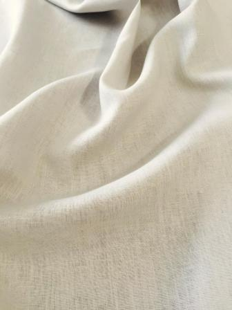 Pure linen curtains