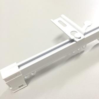 Styline curtain track - top fix brackets