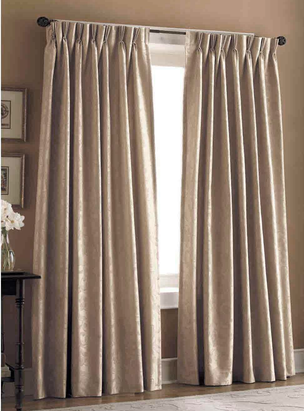What Is Pinch Pleat Curtains Pinch Pleat Drapes 63