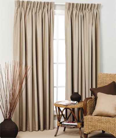Pinch Pleated Drapes | Factory Direct | Drapery Curtains Valances Rods